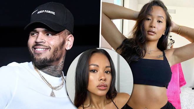 Chris Brown spotted with girlfriend Gina Huynh days after Ammika reunion