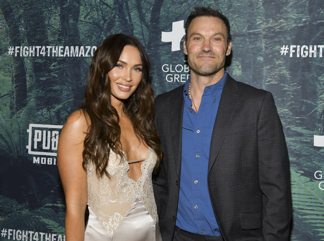 Megan Fox and Brian Austin Green were together for 10 years before they separated