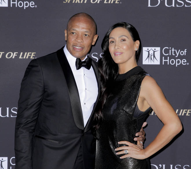 Dr. Dre and Nicole Young are currently embroiled in a bitter divorce.