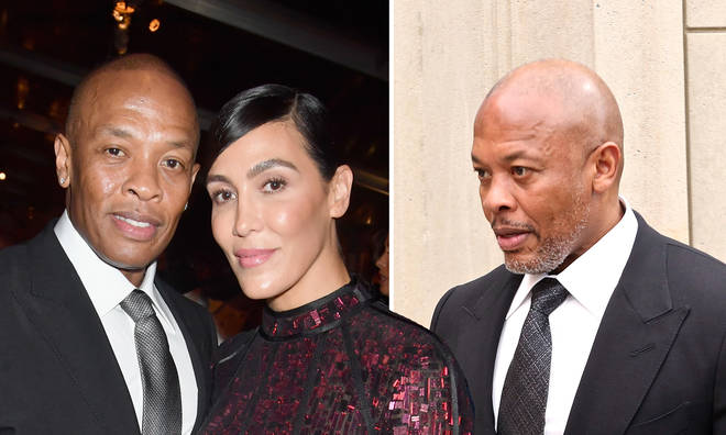 Dr. Dre's wife investigated over alleged embezzlement.