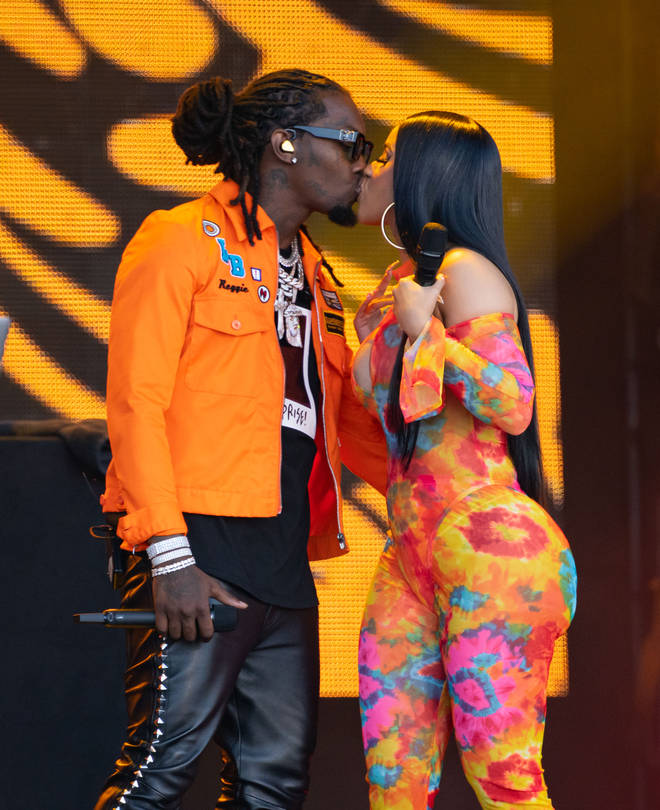 Offset and Cardi B got married in 2017 at a private wedding ceremony