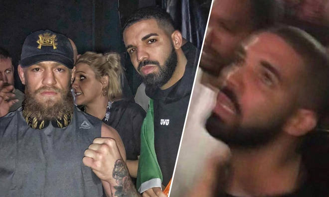6190415915b Drake has been dragged into Conor McGregor s latest fight with Khabib  Nurmagomedov.