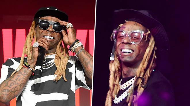 Lil Wayne reveals his top five favourite rappers
