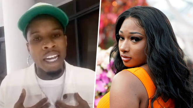 Tory Lanez considers Megan Thee Stallion a 'friend' after felony charge