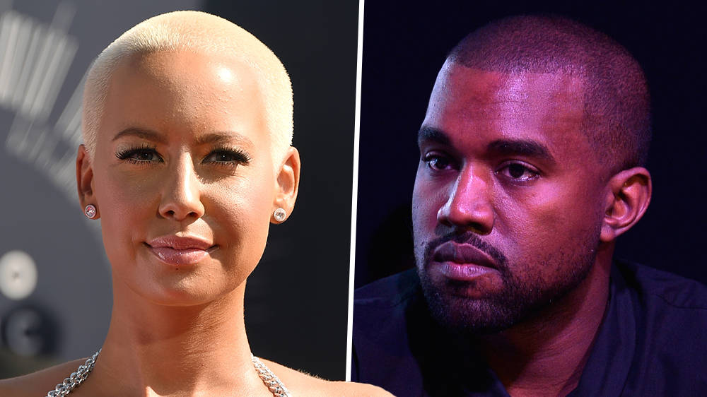 Amber Rose claims ex Kanye West has 'bullied' her for ten years