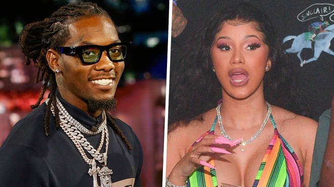 Offset roasts Cardi B over her viral nude photo leak