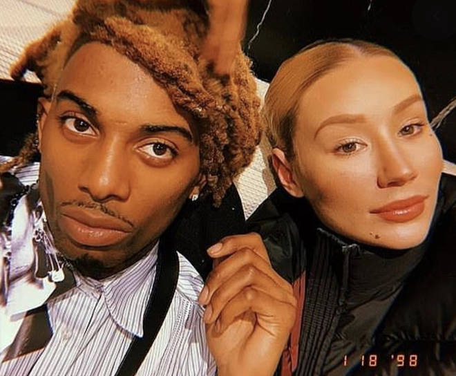 Playboi Carti and Iggy Azalea began dating in 2018.