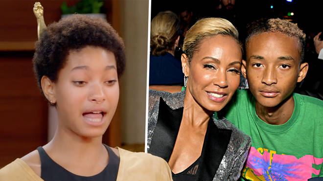 Willow Smith calls out Jada Pinkett for being 'easier' on brother Jaden