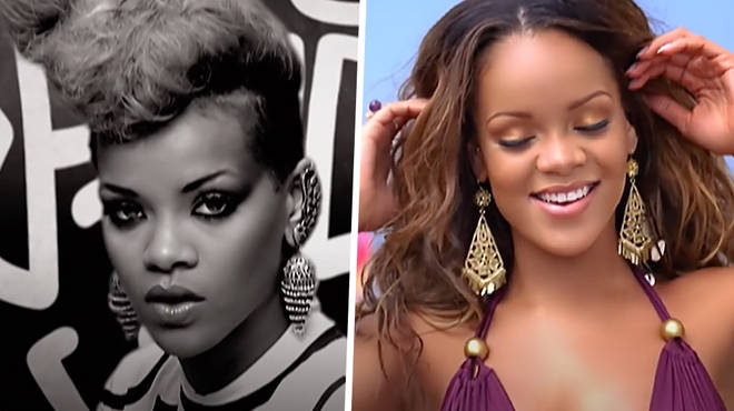 QUIZ: Can you name the Rihanna song by it's video?