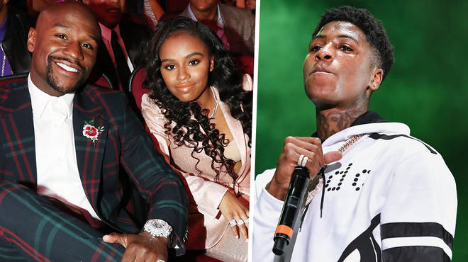 Floyd Mayweather confirms daughter Iyanna is pregnant with NBA YoungBoy's baby
