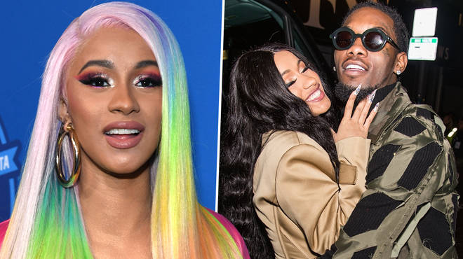 Cardi B officially files to dismiss divorce from husband Offset