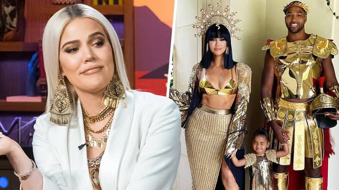 Khloe Kardashian dispels pregnancy rumours