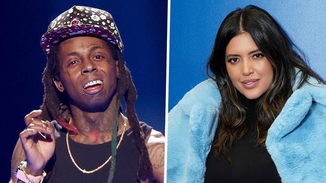 Lil Wayne's girlfriend Denise Bidot responds to split rumours