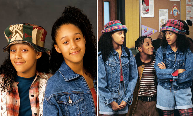 Sister Sister is now available on UK Netflix/