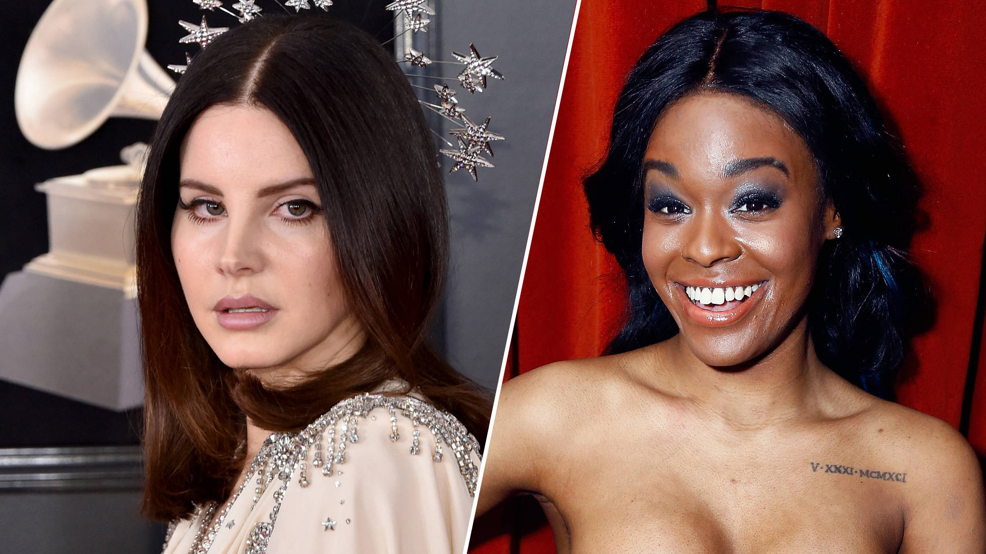 Lana Del Ray Azealia Banks Savage Each Other In Wild Twitter Beef Capital Xtra