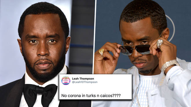 Diddy slammed over star-studded Turks and Caicos birthday party
