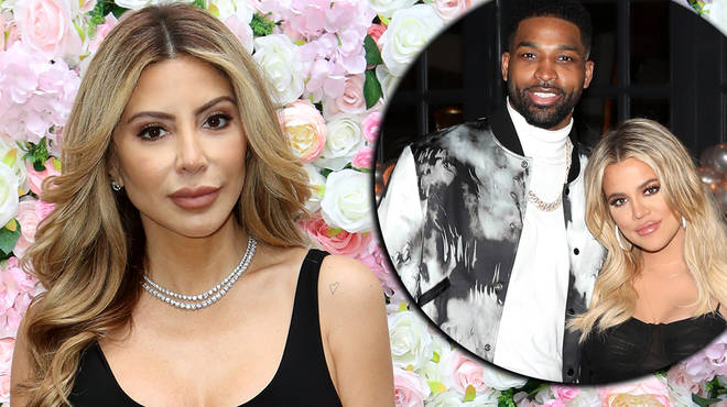 Larsa Pippen says she dated Tristan Thompson days before Khloé Kardashian