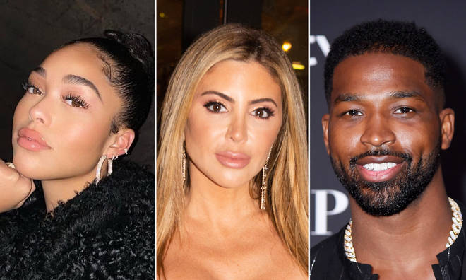 Jordyn Woods shades Larsa Pippen's 'romance with Tristan Thompson'
