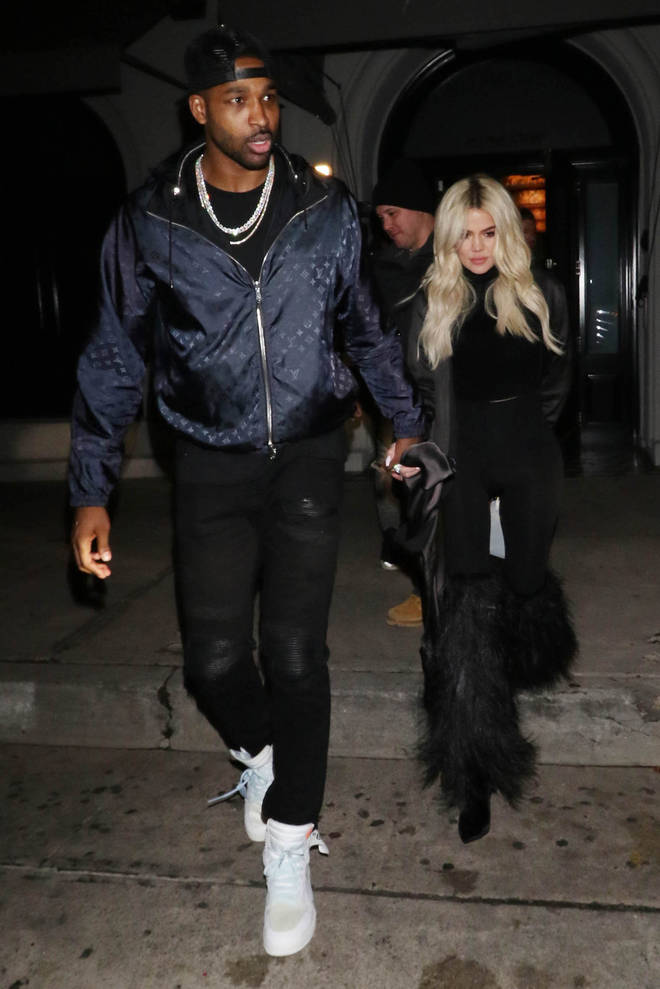 Khloe Kardashian has unfollowed Tristan Thompson on Instagram, sparking rumours that they're over