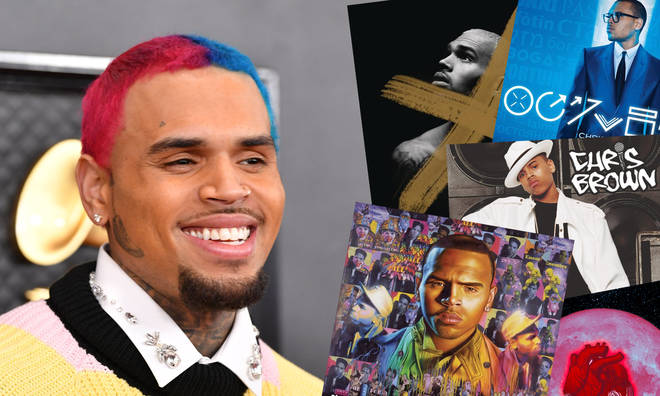 QUIZ: Can you name the year these Chris Brown albums dropped?
