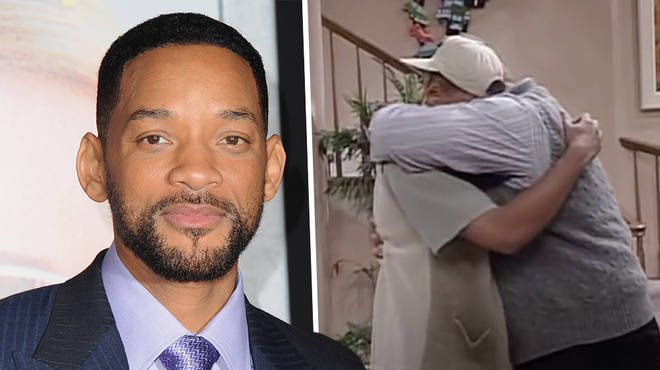 Will Smith reveals James Avery whispered something to him after famous scene