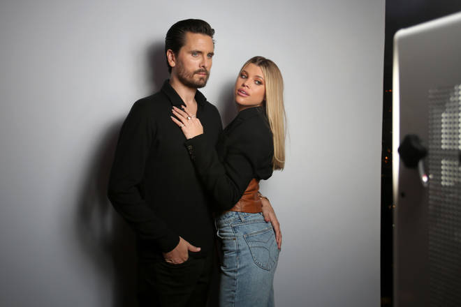 Scott Disick and Sofia Richie, 22 split in May earlier this year