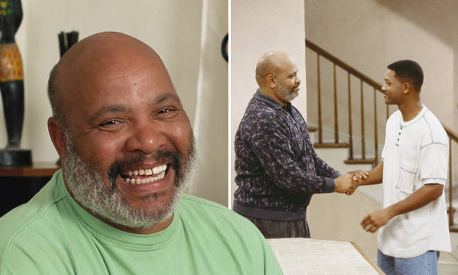 When did James Avery die and what was his cause of death?