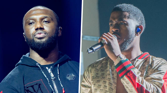 Headie One & Tion Wayne 'caught fighting on a plane' in new video