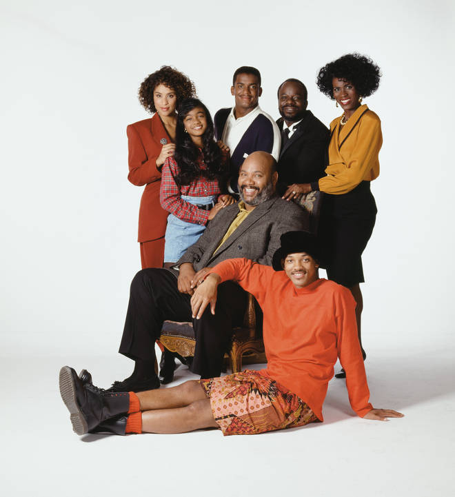 Janet Hubert portrayed Aunt Viv for the first three seasons alongside Karyn Parsons, Tatyana Ali, Alfonso Ribeiro, Joseph Marcell, James Avery and Will Smith.