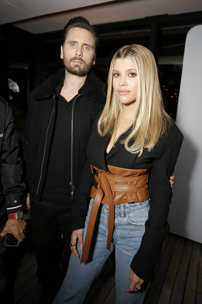 Scott Disick and Sofia Richie, 22, split after three years of being together, in May this year.