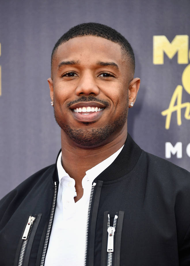 Michael B. Jordan starred as Killmonger in the Marvel movie Black Panther.