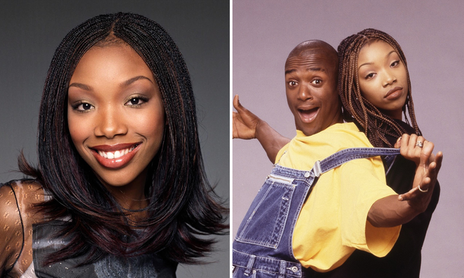 Is Moesha on Netflix and is it available in the UK?