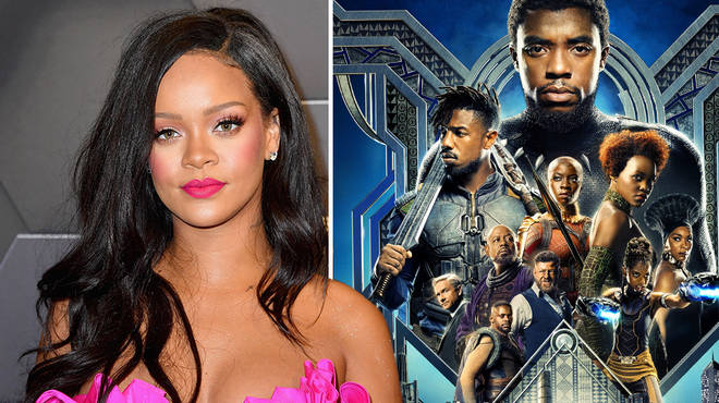 Rihanna fans convinced she's in Black Panther II after spotting clue