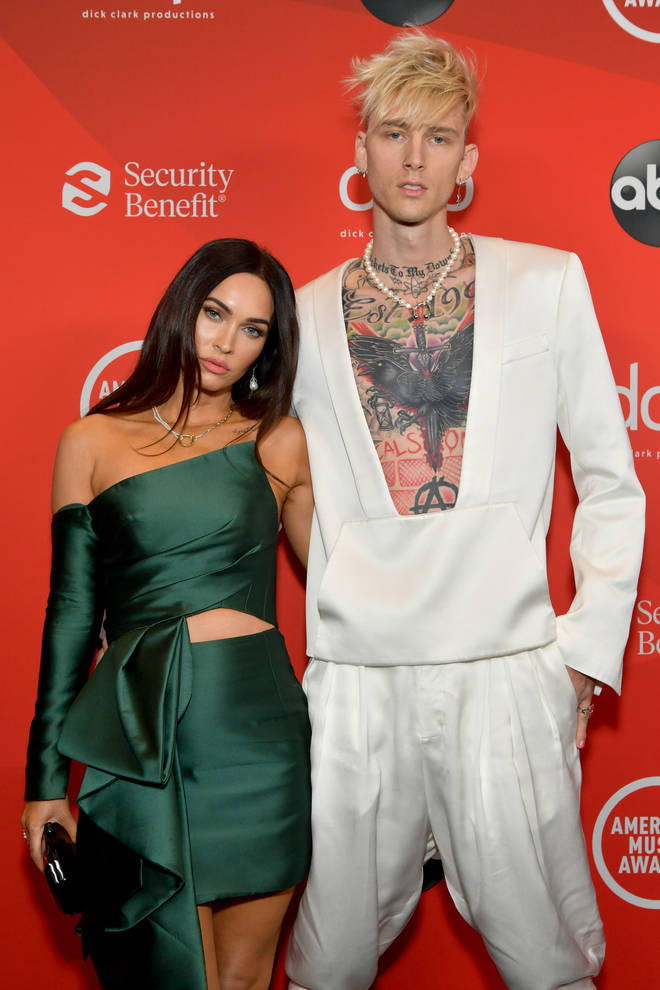 Megan Fox and Machine Gun Kelly have been dating for around six months.
