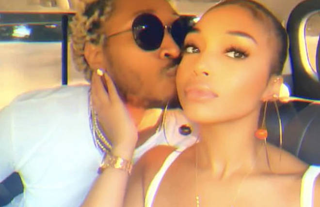 Lori Harvey and Future split earlier this year, in August.