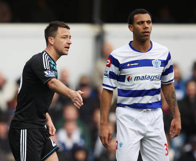 The former Queens Park Rangers defender discussed the abuse he endured following the infamous John Terry incident in 2011.