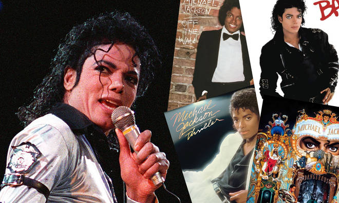 QUIZ: Which year did these Michael Jackson albums drop?