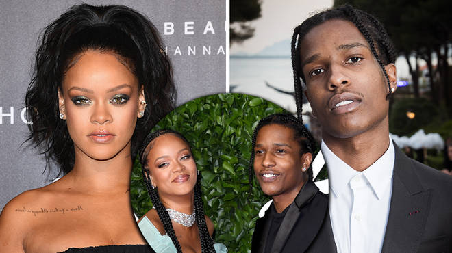 Rihanna and A$AP Rocky are dating, reports claim