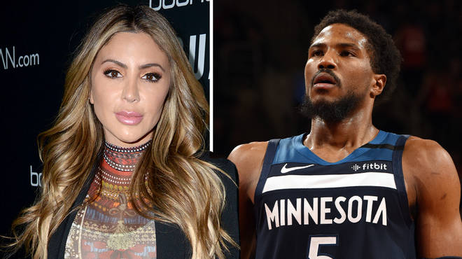 Larsa Pippen, 46, spotted holding hands with married NBA star Malik Beasley, 24