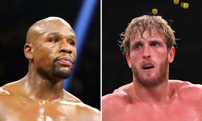 Floyd Mayweather to fight YouTuber Logan Paul.