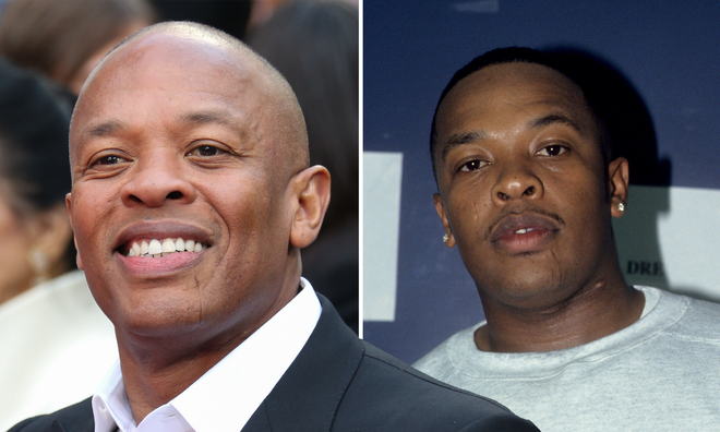 Dr. Dre's eldest daughter LaTanya, 37, hasn't seen him in 17 years