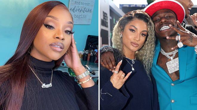 DaBaby's ex-girlfriend cryptically shades him over DaniLeigh