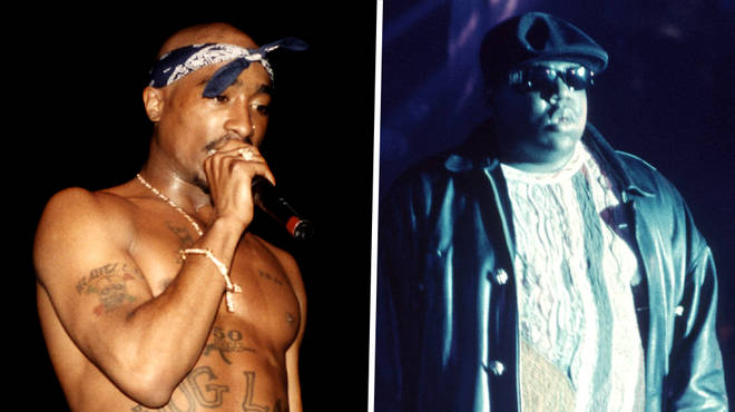 Tupac and Biggie's iconic throwback freestyle resurfaces