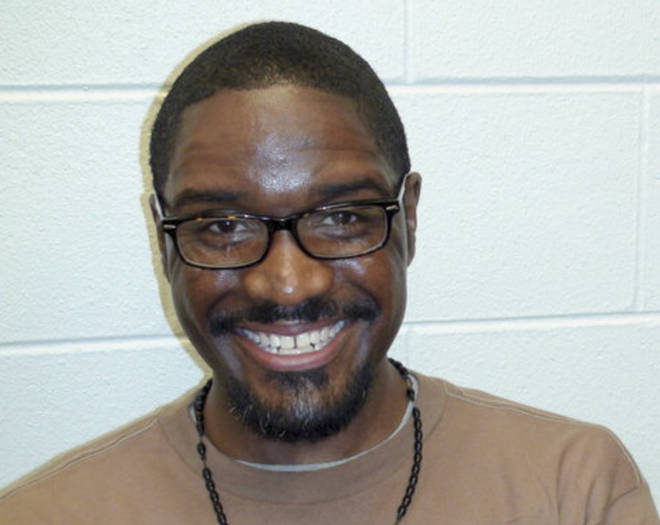 Brandon Bernard, 40, was executed at the Federal Correctional Center in Terre Haute, Indiana.