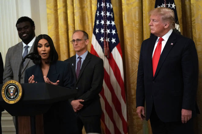 Kim Kardashian plead to save Brandon Bernard from execution with Donald Trump's administration