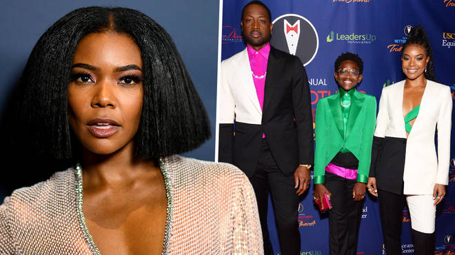 Gabrielle Union opens up about stepdaughter Zaya, 13, coming out as transgender