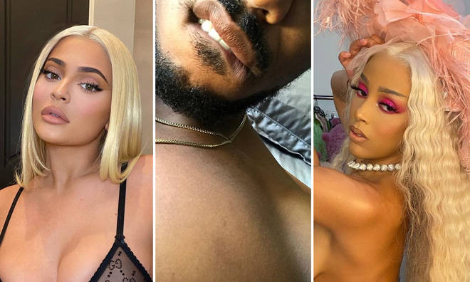 The biggest celebrity thirst traps of 2020