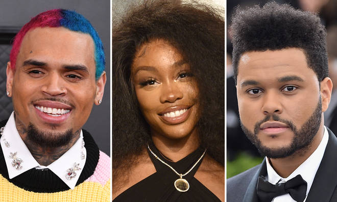 QUIZ: Can you guess the real names of those R&B singers?