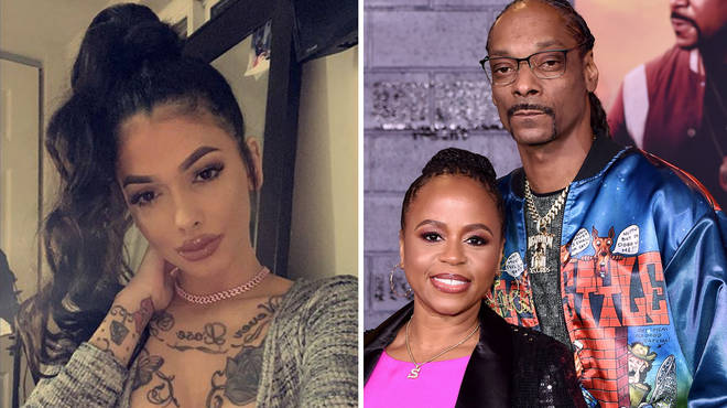 Celina Powell trolls Snoop Dogg's wife over cheating claims