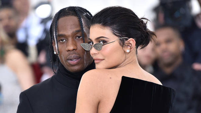 Kylie Jenner has dropped hints that she's already married to Travis Scott.